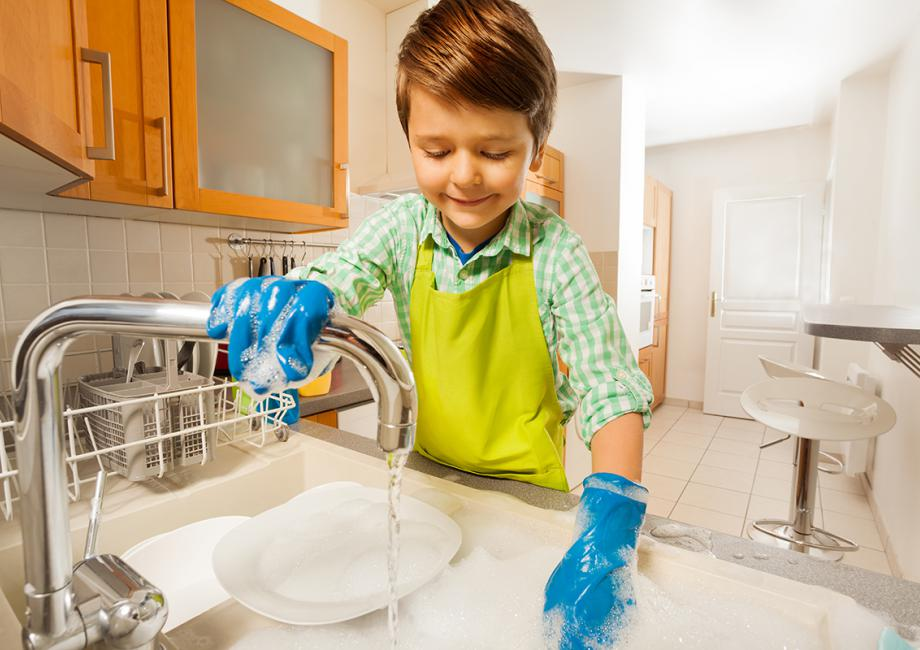 Cleaning Chore Cards for Kids